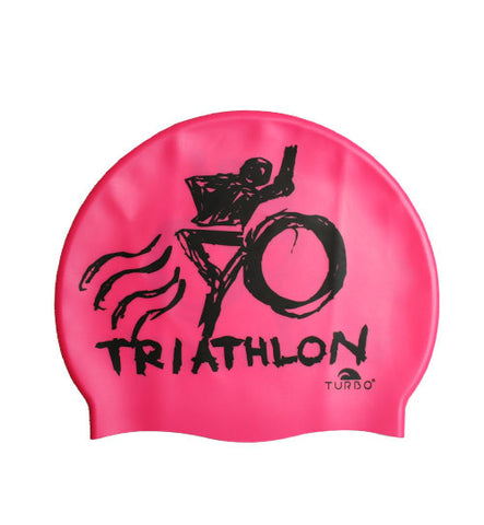 Triathlon Silicon Caps