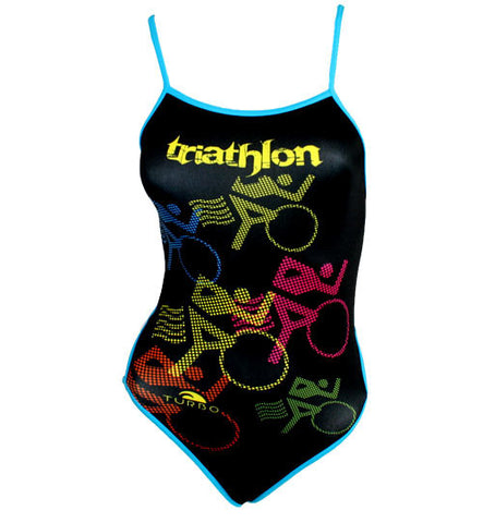 Triathlon Basic Suit - Bikes