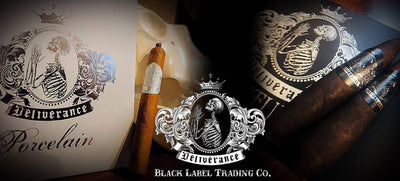 Black Label Trading Company Deliverance Nocturne and Porcelain 2018