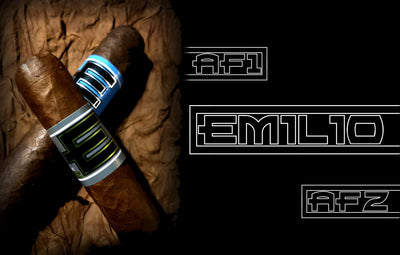 Emilio Cigars AF1 and AF2 Press Release