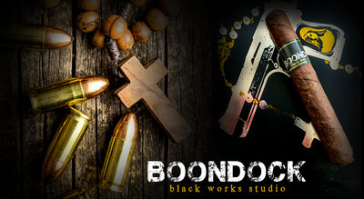 Black Works Studio Announce Shipment of BOONDOCK to Select Retailers