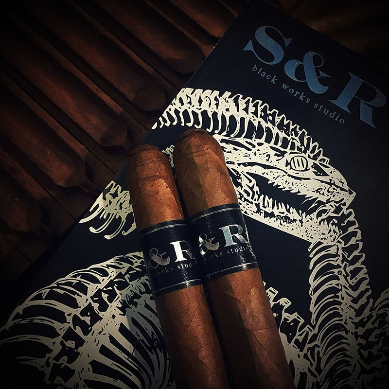 Black Works Studio S&R Cigar