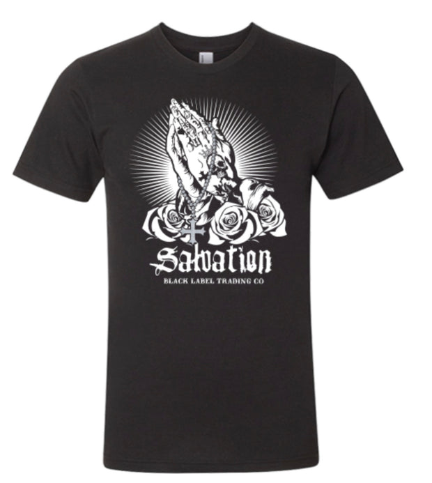 BLTC Salvation Liquid Silver T-shirt