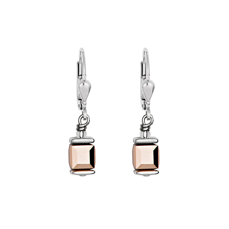 Geo Cube Earrings (11 Colours)
