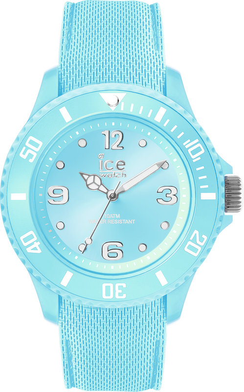 ICE WATCH Sixty Nine Collection Pastel Blue Case 34mm (S) Paste Blue Dial Pastel Blue Strap