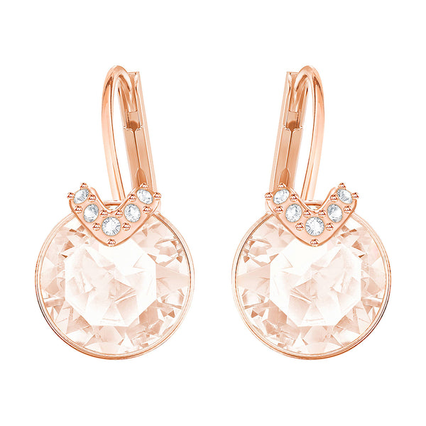 SWAROVSKI - Bella V Earrings Pink
