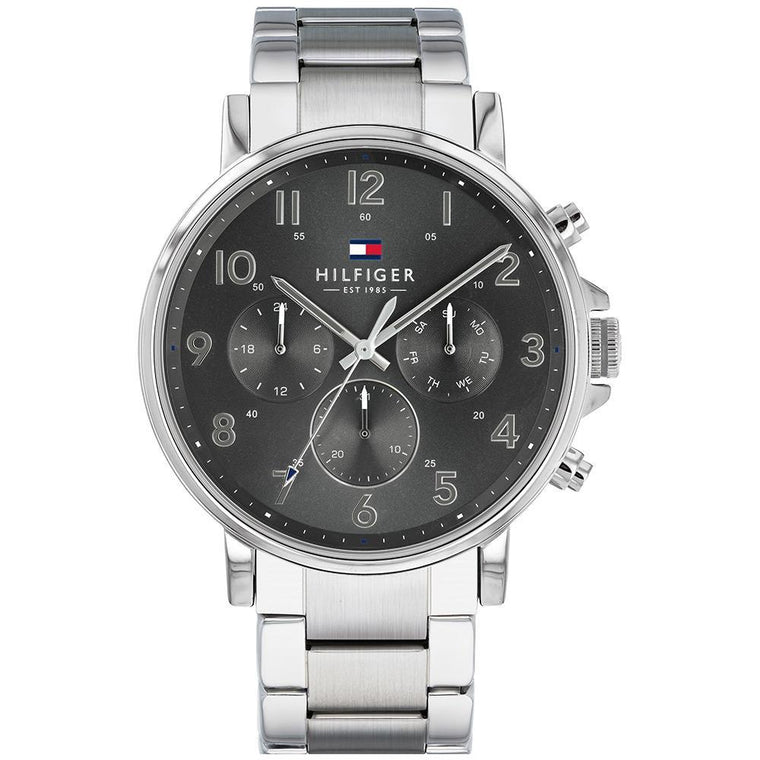 Gents Multifunction Steel Watch