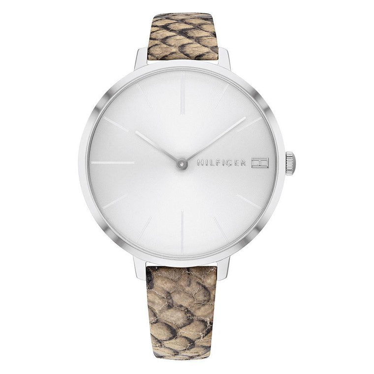 Ladies Project Z White Watch
