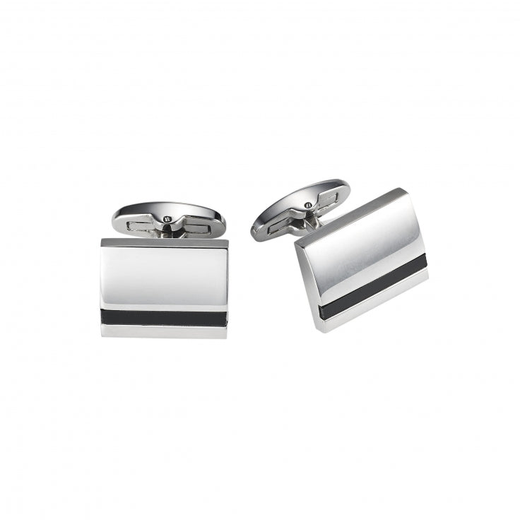 Cudworth - Onyx Cufflinks