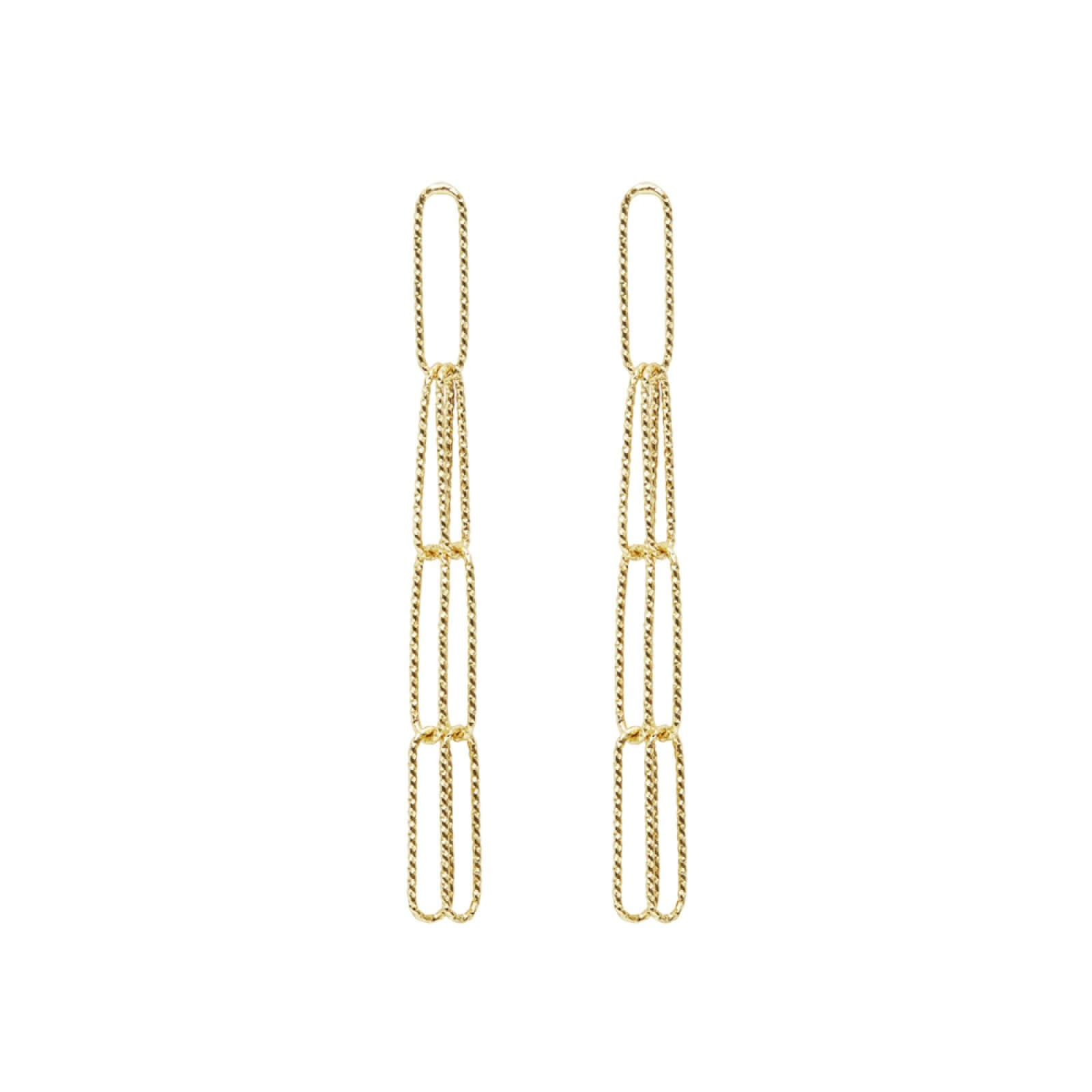 Dansk - Alyssa Pin Earrings