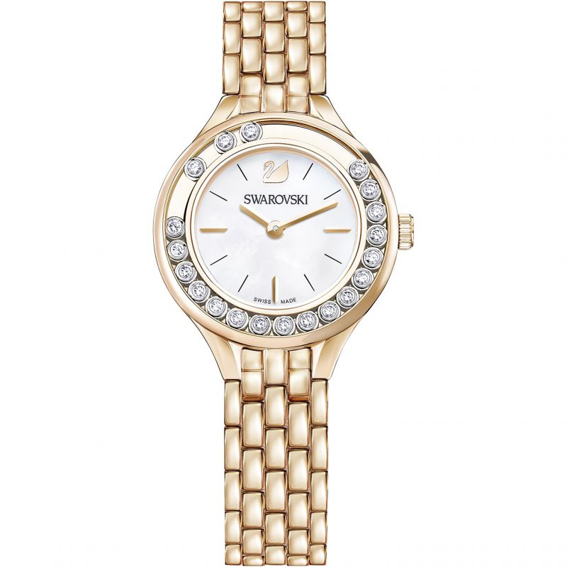 SWAROVSKI - Lovely Crystals Mini Rose Ladies Watch