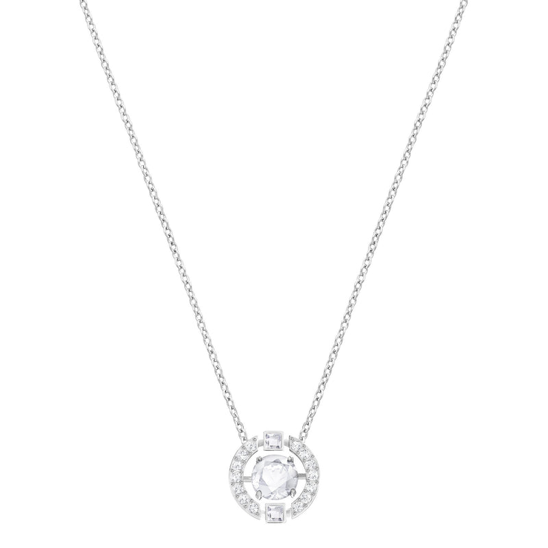 SWAROVSKI - Sparkling Dance Round Necklace