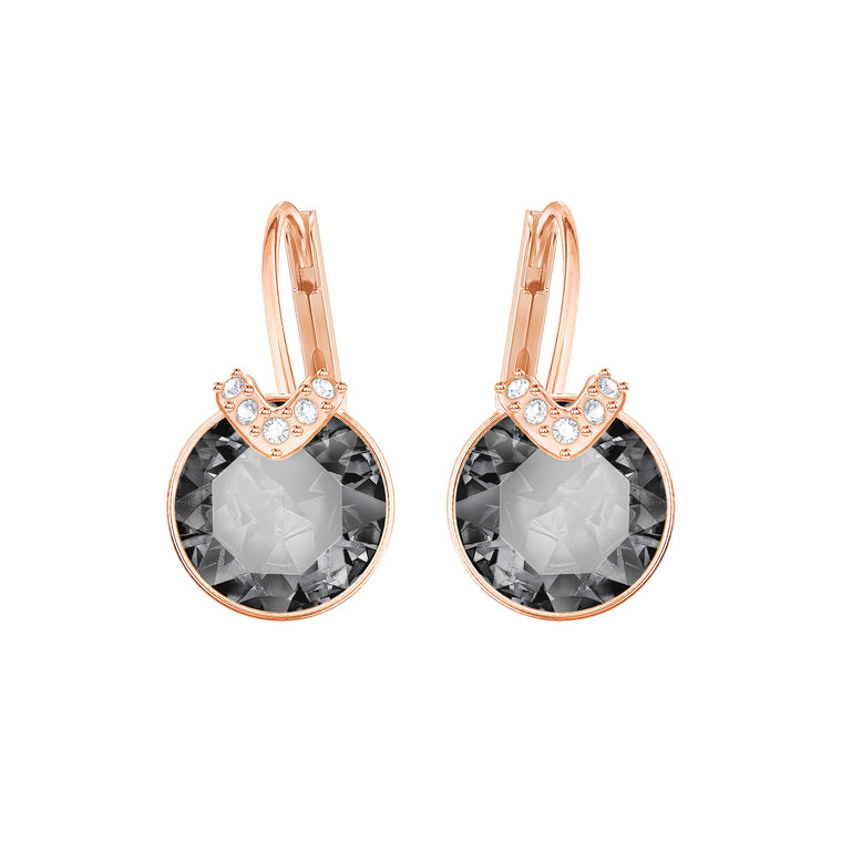 SWAROVSKI - Bella V Earrings Grey