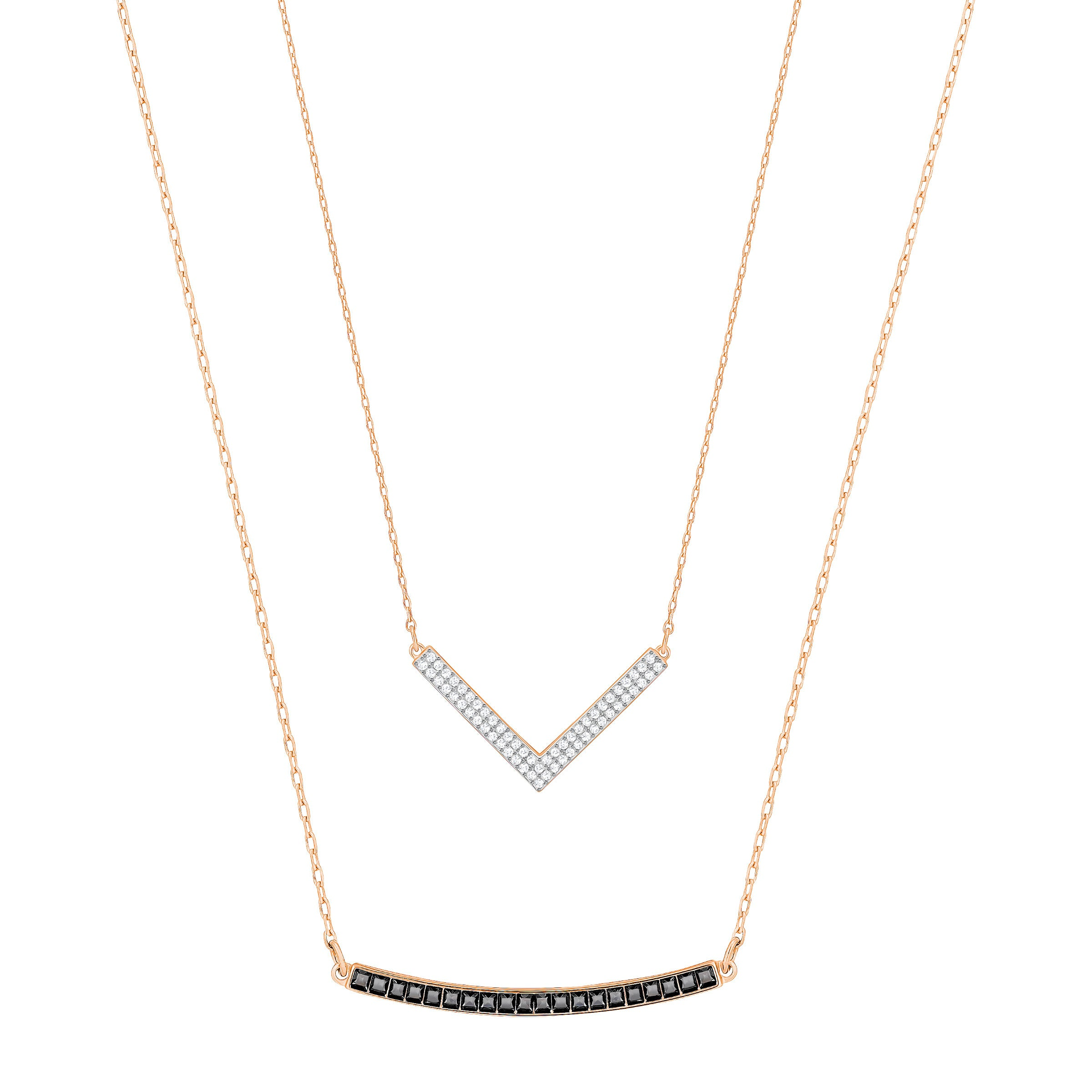 SWAROVSKI - Hero Layered Necklace