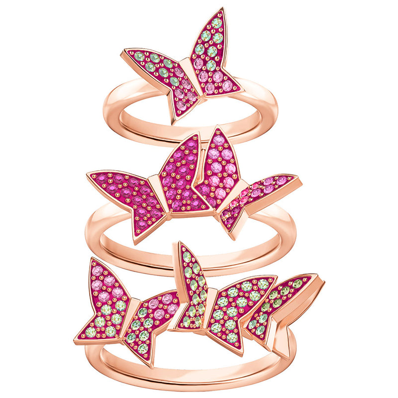 SWAROVSKI - Lilia Ring Set