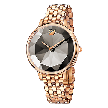 SWAROVSKI - Crystal Lake Watch Rose Gold Tone