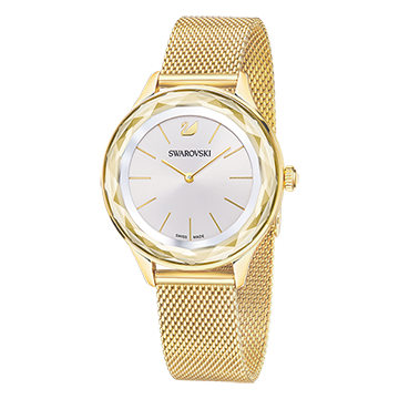 SWAROVSKI - Octea Nova Watch Gold Tone