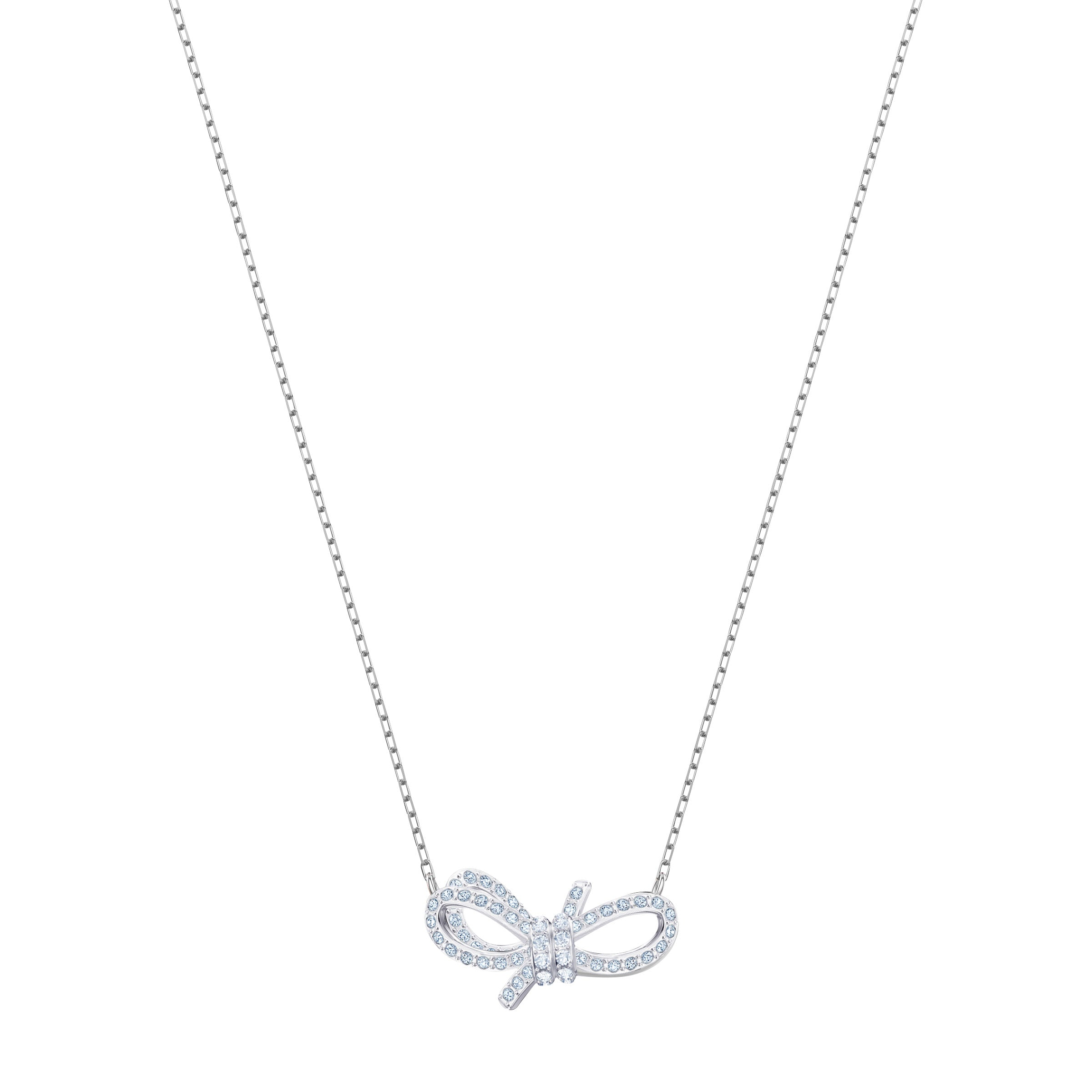 SWAROVSKI - Lifelong Bow Necklace