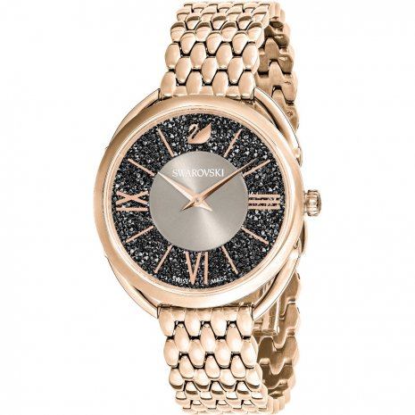 SWAROVSKI - Crystalline Glam Watch Champagne Gold Tone