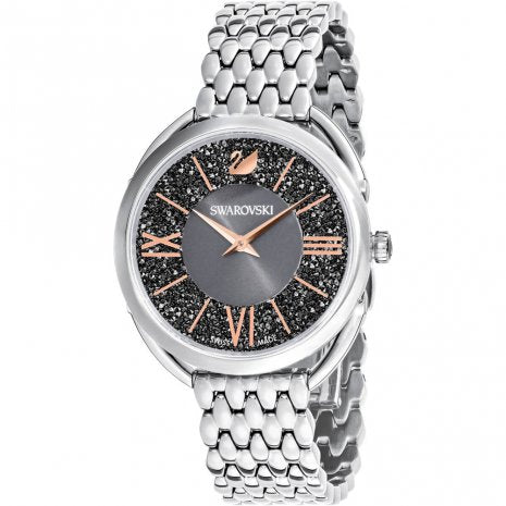 SWAROVSKI - Crystalline Glam Silver Tone Ladies Watch
