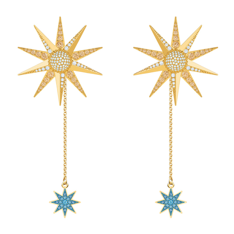 SWAROVSKI - Lucky Goddess Earrings