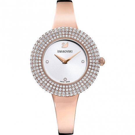 SWAROVSKI - Crystal Rose Ladies Watch