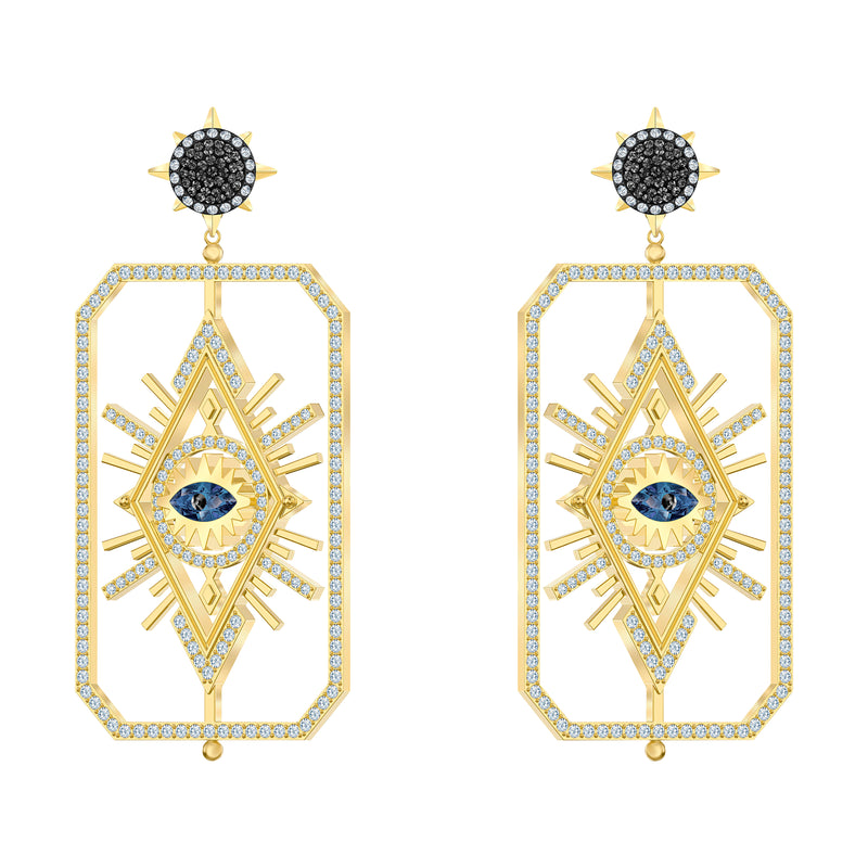 SWAROVSKI - Tarot Magic Earrings