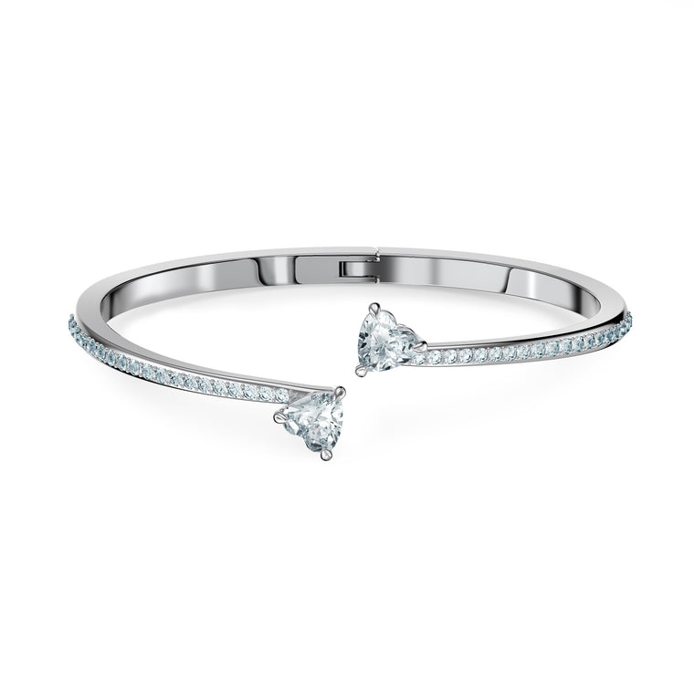 Attract Soul Heart Bangle