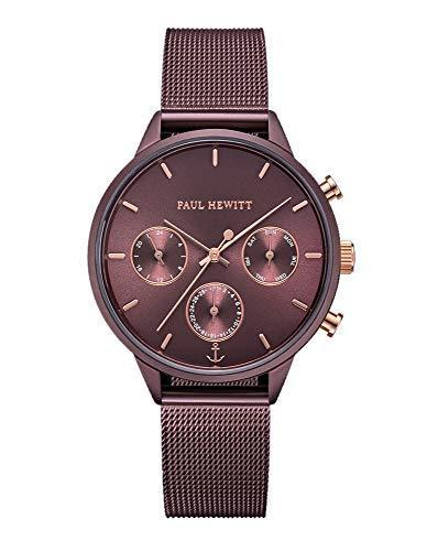 Paul Hewitt Everpulse Dark Mauve Watch