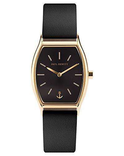 Paul Hewitt Modern Edge Black Sunray Watch
