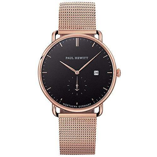 Paul Hewitt Grand Atlantic Gold Mesh Watch