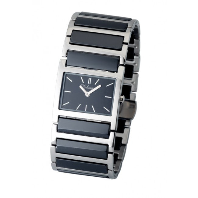Classique - Black Ceramic Watch