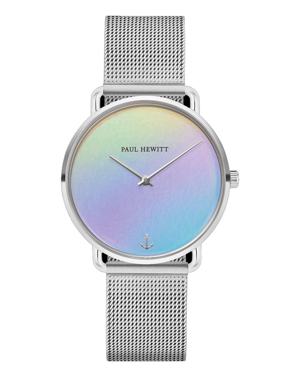 Paul Hewitt Miss Ocean Holo Mesh Watch