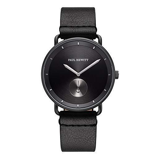 Paul Hewitt Breakwater Pure Black Watch
