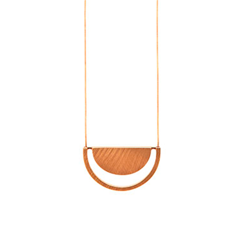 Dansk - Tara Rose Gold Plated Necklace