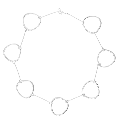 Dansk - Eve Sculpted Necklace