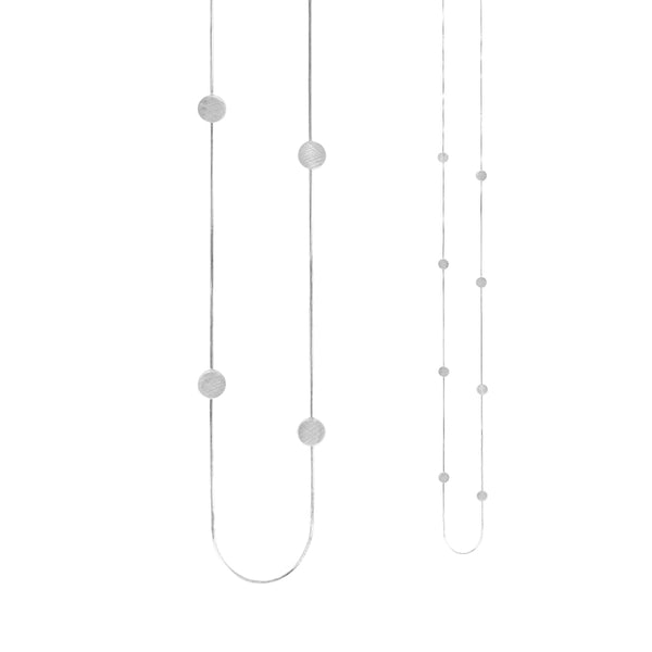 Dansk - Vanity Simple Dot Necklace