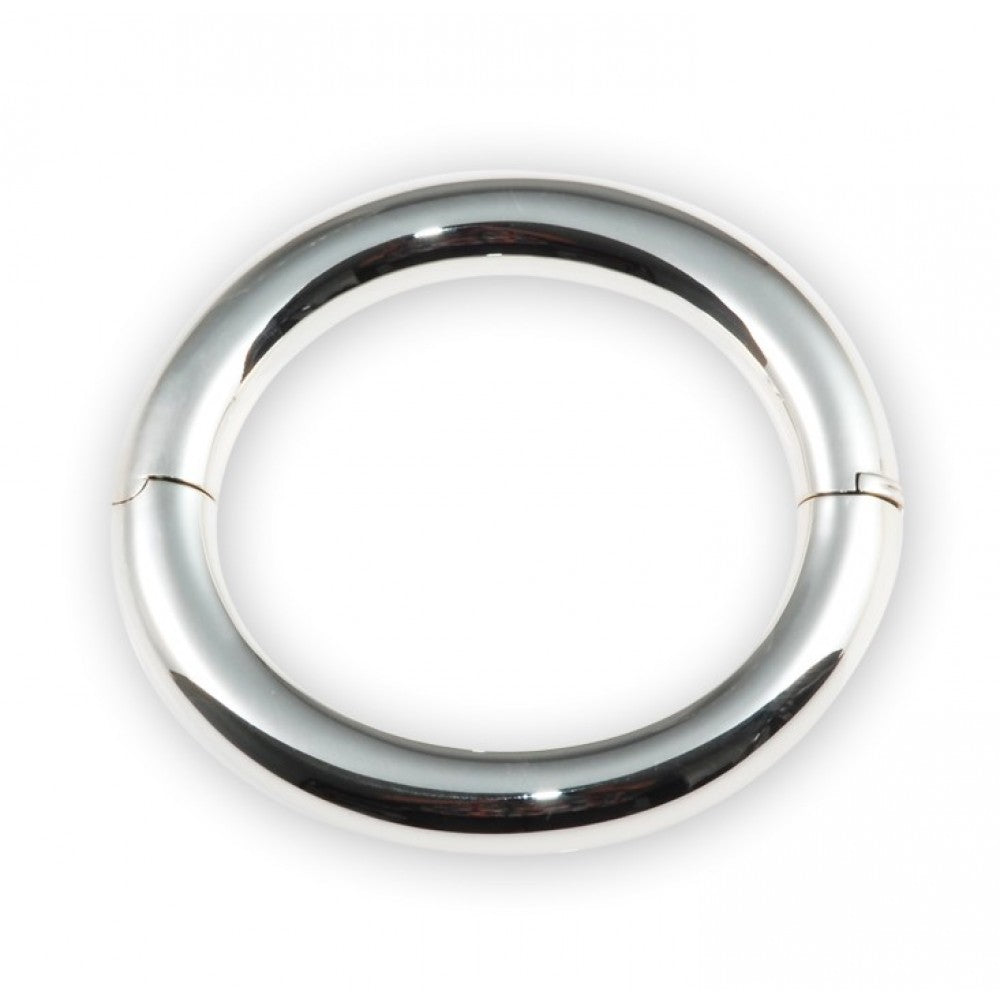Hinged Oval Bangle