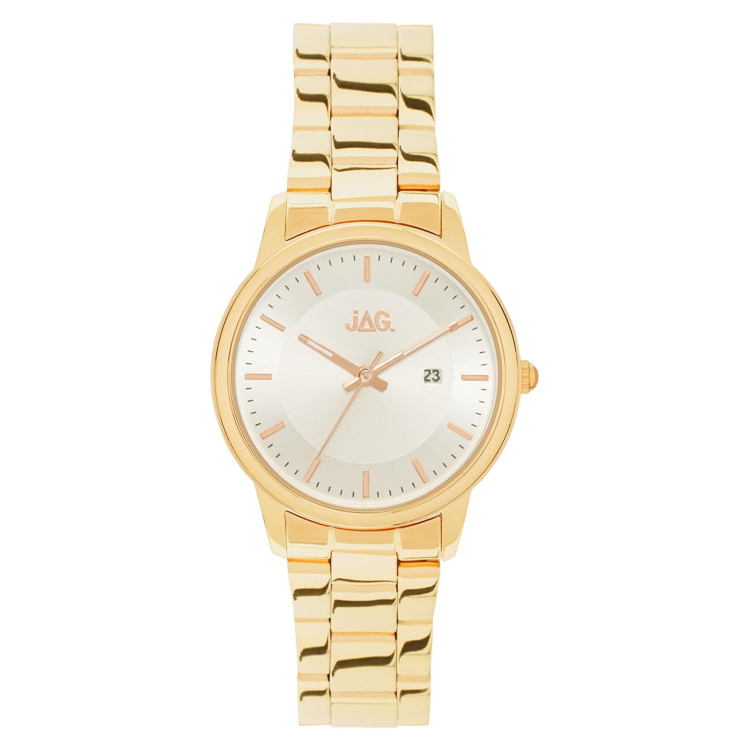 Jag - Belle Yellow Gold Ladies Watch