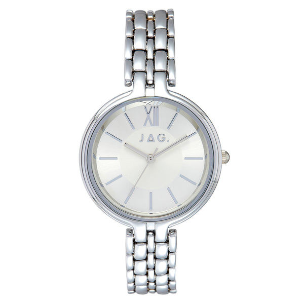 Jag - Dawn White Ladies Watch