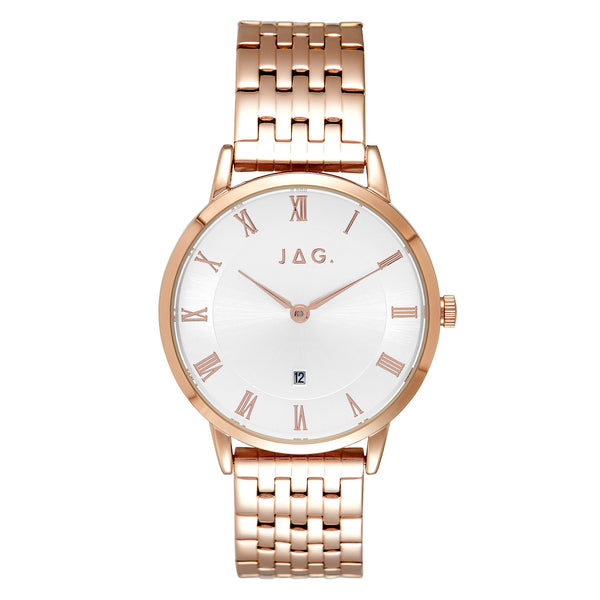 Jag - Lola White Ladies Watch