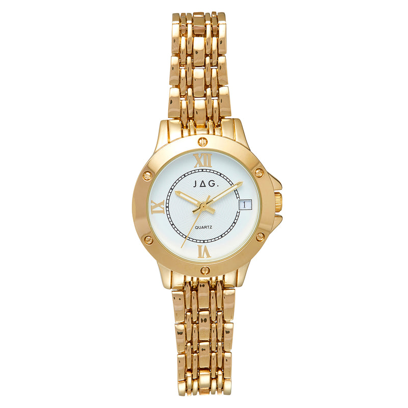 Jag - Aileen White - Yellow Ladies Watch