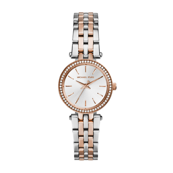 Michael Kors - Petite Darci Two Tone Ladies Watch