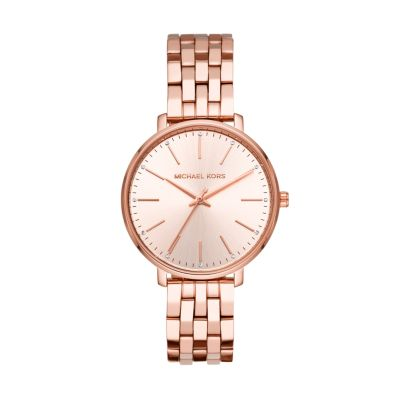 Michael Kors - Pyper Rose Gold Ladies Watch