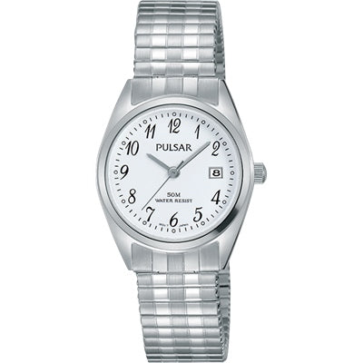 Pulsar - Ladies Silver Watch