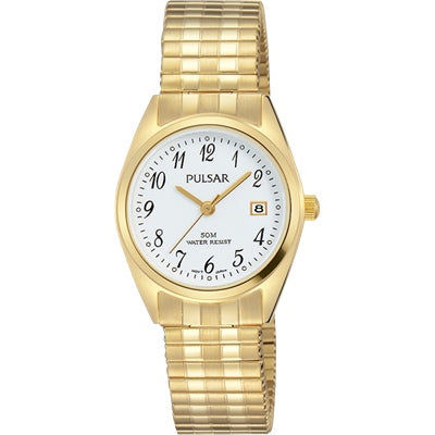 Pulsar - Ladies Gold Watch