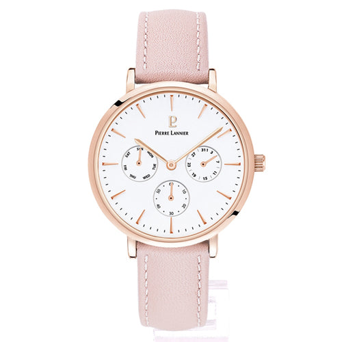 Pierre Lannier - Symphony Rose Gold Watch