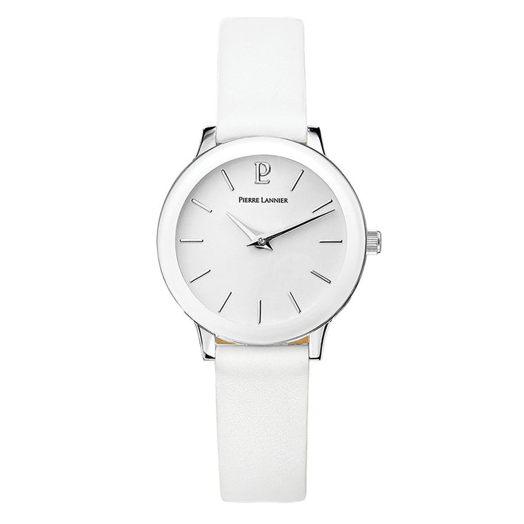 Pierre Lannier - Ligne Pure White Watch
