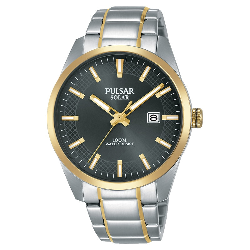 Pulsar - Gents Two Tone Watch