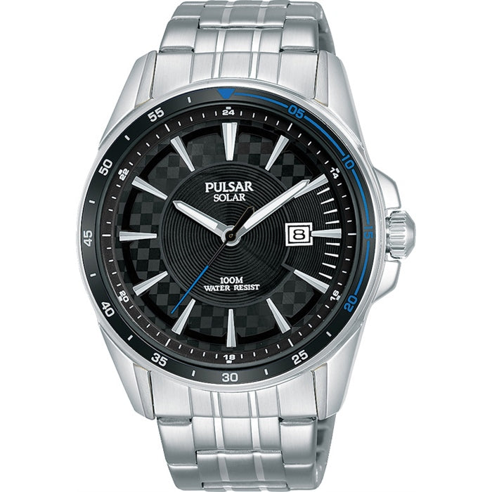 Gents V8 Supercars Solar Watch